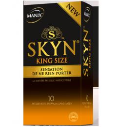 Manix Préservatif Skyn King Size Boite de 10