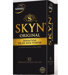 Manix Préservatif Skyn Original Boite de 10