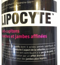 Nhco Lipocyte Anti Capitons Hanches et Jambes Affinées 500Ml pas cher