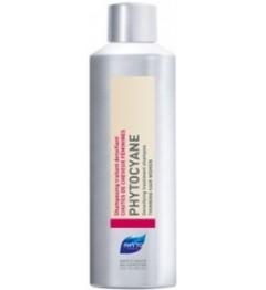 PHYTOCYANE Shampoing Traitant Densifiant Chutes de Cheveux Féminines Flacon 200 Ml pas cher