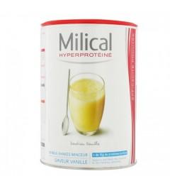Milical Hyper Protéine Milk Shake Vanille 18 Repas pas cher
