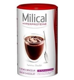 Milical Hyper Protéine Crème Chocolat 12 Repas pas cher