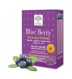 Blue Berry Comprimé Vision Oculaire Boite de 60