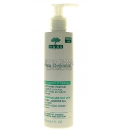 Nuxe Aroma-Perfection Gel Nettoyant Purifiant 200ml, Nuxe pas cher