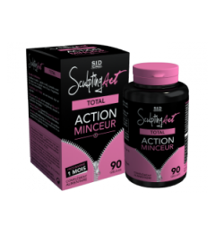 SID Sculpting Act Total 90 Gélules