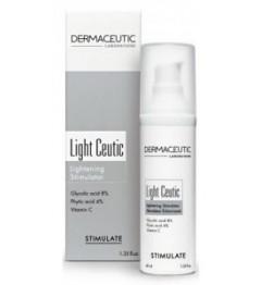 Dermaceutic Light Ceutic Crème Eclaircissante Nuit 40Ml pas cher