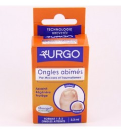 Urgo Ongles Abîmés Pansement Filmogène 3.3ml