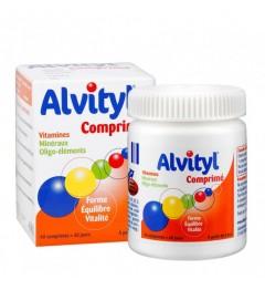 Alvityl à Avaler 40 Comprimés pas cher