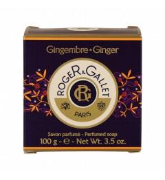 Roger Gallet Savon Parfumé Gingembre 100g