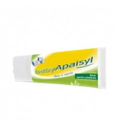 Baby Apaisyl Crème Irritations Picotements 30ml