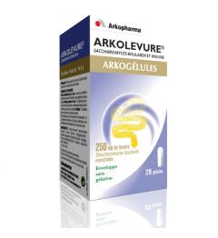 Arkogélules Arkolevure Bte 45 pas cher