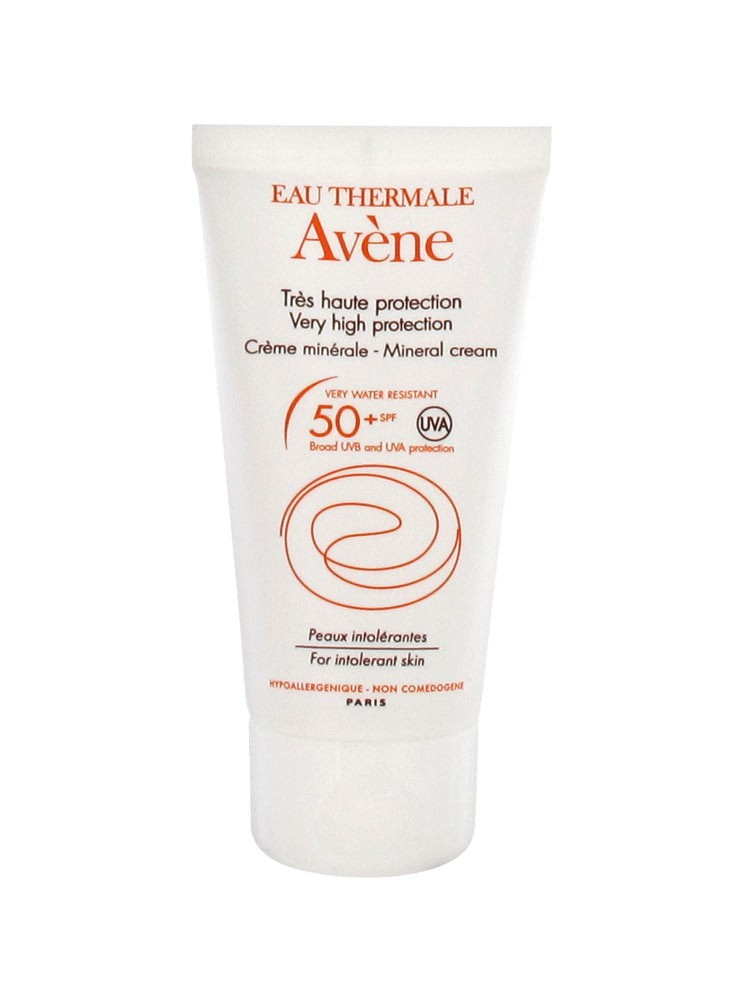 358e97ed24 Avène SPF 50+ Crème Solaire Minérale 50ml pas cher chez ...