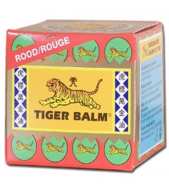 Baume du Tigre Rouge Baume Extra Fort 19 grammes pas cher
