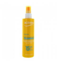 BIOTHERM Solaire Spray Lacté SPF15 200Ml pas cher