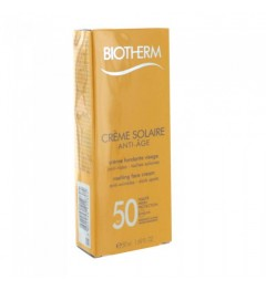 BIOTHERM Solaire Crème Visage SPF50 50Ml pas cher