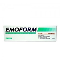 Emoform Dentifrice Dents Sensibles 75Ml