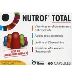 Nutrof Total Capsules Visée Oculaire Boite de 60