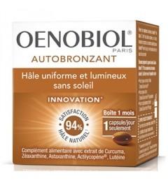 Oenobiol Autobronzant 30 Capsules pas cher