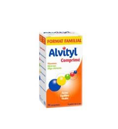 Alvityl Vitalité à Avaler 90 Comprimés pas cher