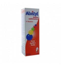 Alvityl Vitalité Solution Multivitaminée 150Ml pas cher