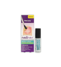 Nailner Repair Ongles Brush 2 en 1 5Ml pas cher