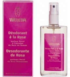 Weleda Déodorant Rose 100Ml