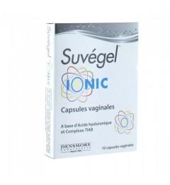 Suvéal Ionic Capsules Vaginales Boite de 10 pas cher