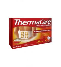 Thermacare Patch Chauffant Anti-Douleur Dos Boite de 2 pas cher