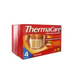 Thermacare Patch Chauffant Anti-Douleur Dos Boite de 4 pas cher