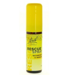Fleurs de Bach Rescue Spray 20 ml pas cher