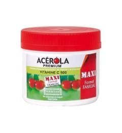 Acerola Premium Vitamine C 90 Comprimés à Croquer