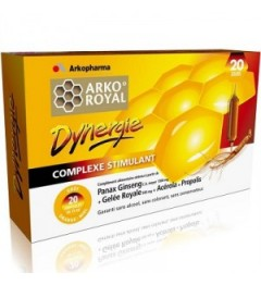Arko Royal Dynergie 20 Ampoules