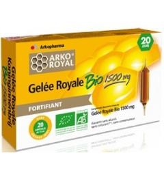 Arko Royal Gelée Royale Bio 1500mg 20 Ampoules pas cher