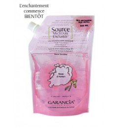 Garancia Source Enchantée Rose Recharge 400Ml, Garancia Source