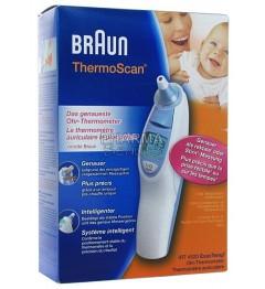 Braun ThermoScan ExacTemp IRT 4520 pas cher pas cher