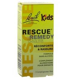 Fleurs de Bach Rescue Kids Gouttes 10ml pas cher pas cher