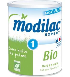 Modilac Bio 1er Age 800 Grammes pas cher