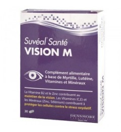 Suveal Vision M 30 Gélules pas cher