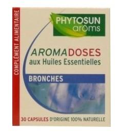 Phytosun Aroms Aromadoses Bronches Boite de 30