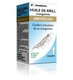 Arkogélules Krill 30 Gélules pas cher