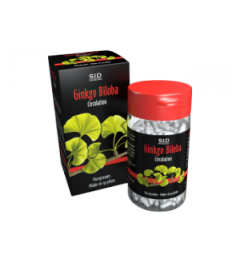 SID Nutrition Ginkgo Biloba 90 Gélules pas cher