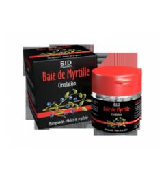SID Nutrition Myrtille 30 Gélules pas cher
