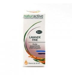 Naturactive Huiles Essentielles Bio Lavande Fine 10Ml pas cher