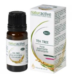 Naturactive Huiles Essentielles Bio Tea Tree 10Ml pas cher