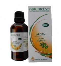 Naturactive Huile Végétale Bio Argan 50Ml pas cher