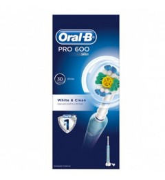 Oral B Brosse à Dent Electrique Pro 700 White And Luxe pas cher
