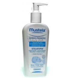 Mustela Stelatopia Crème Lavante 400 ml pas cher pas cher