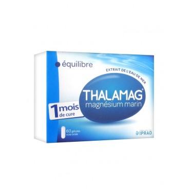 Thalamag Magnésium Marin 60 Gélules pas cher