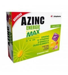 Azinc Energie Max 30 Comprimés pas cher