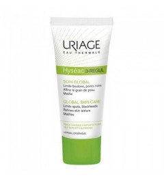 Uriage Hyseac 3 Regul Soin Global 40Ml, Uriage Hyseac 3 Regul pas cher